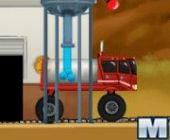 Camion De Pompiers Jeu