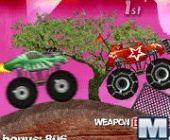 Guerres De Camion Jeux
