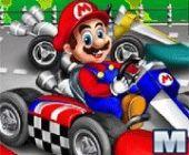 Mario Kart Parking Jeu en ligne
