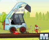 Puissance Des Tracteurs Aventure